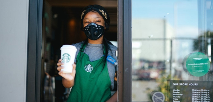 The new normal at Starbucks