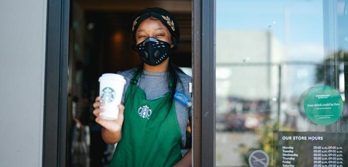 La nouvelle norme chez Starbucks