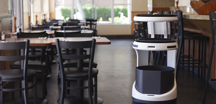 The new generation of robots is ready bartenders