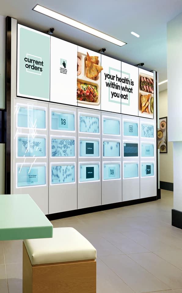 La orden llega a la cocina a de modo telemático, sin que haya interacción entre trabajadores.