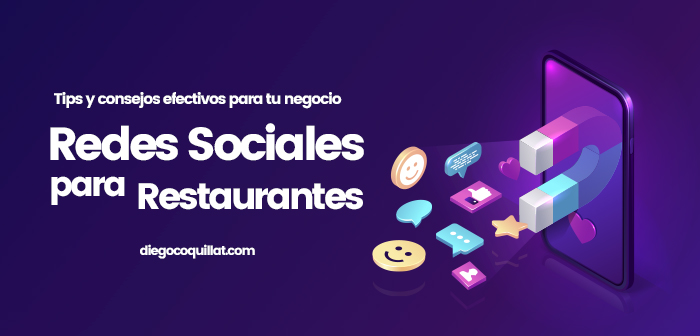 10 simple and effective ideas in social networks for restaurants