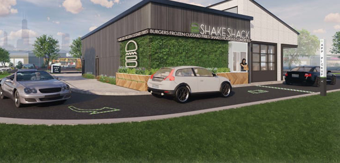 Shake Shack, the casual food franchise famous for its signature shakes, has entered the drive-thru market for the first time this May thanks to its Shack Track,