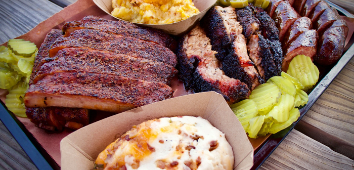 Case study in the 1775 Texas Pit BBQ