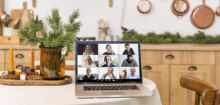Cenas de empresa virtuales y otras iniciativas; los restaurantes reinventan la Navidad