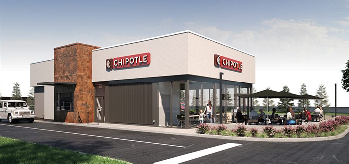 Chipotle was the first company to express interest, With the arrival of the coronavirus crisis, the business volume associated with car lanes has increased around 50 percent so far this year.