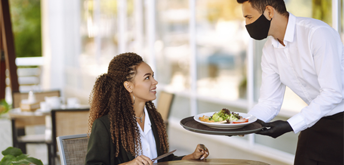 Self-ordering increases table turnover and improves restaurant profitability