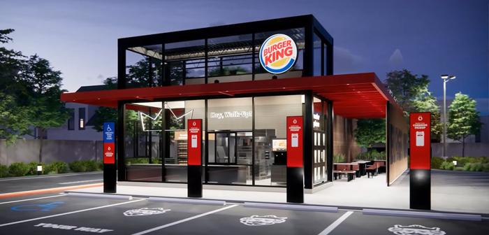 Cadenas como Burger King, Kentucky Fried Chicken, Taco Bell o McDonald's están explorando restaurantes más pequeños orientados al takeaway, a los drive-thru o al reparto domiciliario de comida.