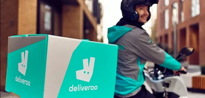 Deliveroo ships free home delivery to its food critics for a year