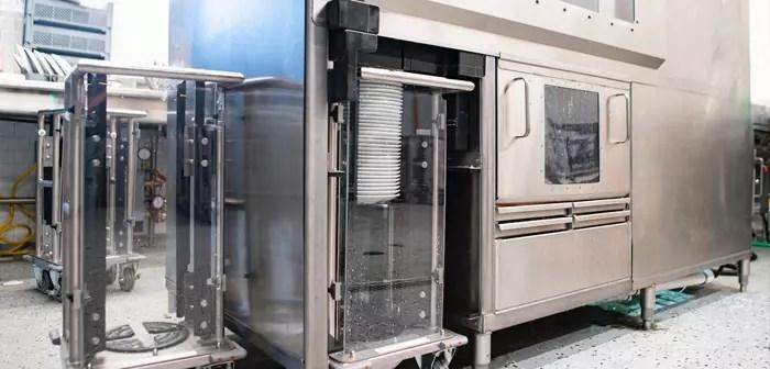 Dishcraft, mostró al mundo su modelo de lavavajillas robotizado de última generación.