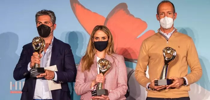 angel León, Telepizza, El Mesón de Gonzalo and Freshperts win The Best Digital Restaurants awards 2021.