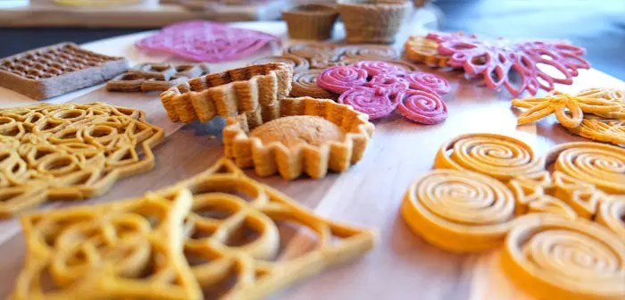 3D food printing also allows ingredients to be removed or added as required.