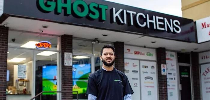 Dado que la aplicación de Ghost Kitchens integra todos los productos en una misma interfaz, es juicioso representar los servicios del restaurante únicamente con los éxitos de ventas.