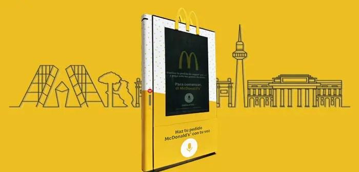 Los kioscos inteligentes activados por voz, la nueva tendencia en los pedidos a restaurantes.