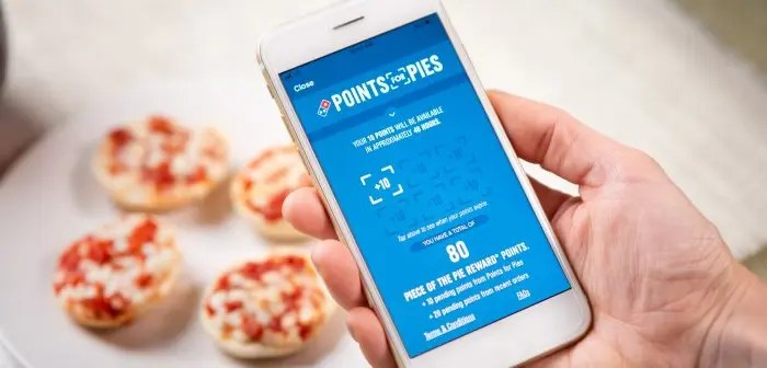 Piece of the Pie («Un trozo del pastel»), el programa de recompensas de Domino's, cuenta con 27 millones de usuarios.