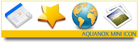 Aquanox Mini Icon