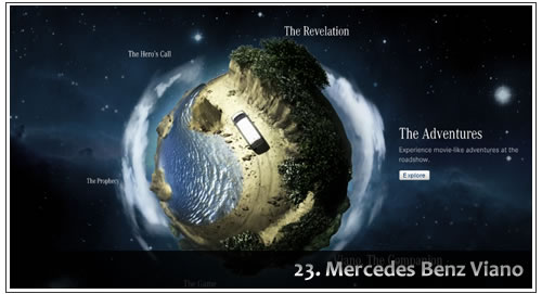 Mercedes Benz Narnia