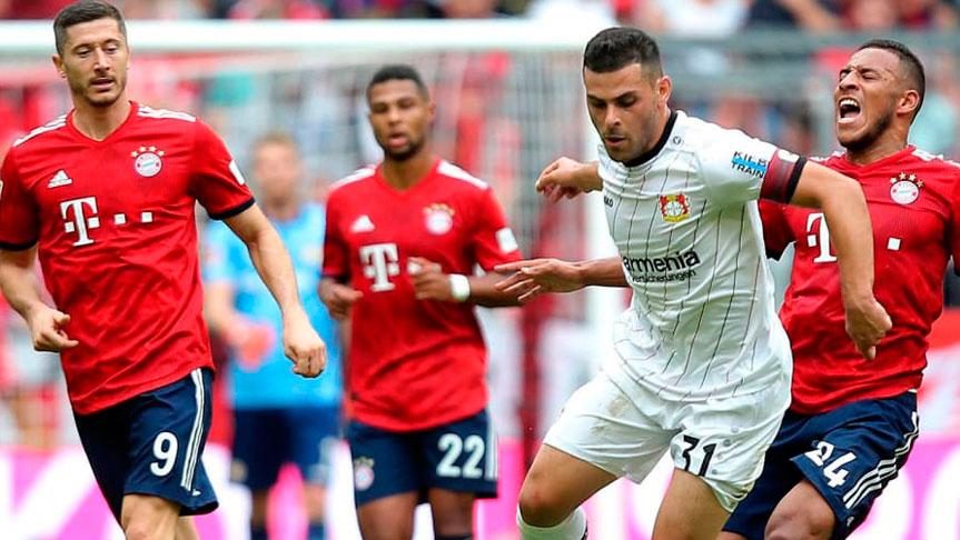 Bayern ve Dortmund 3-1'le galip