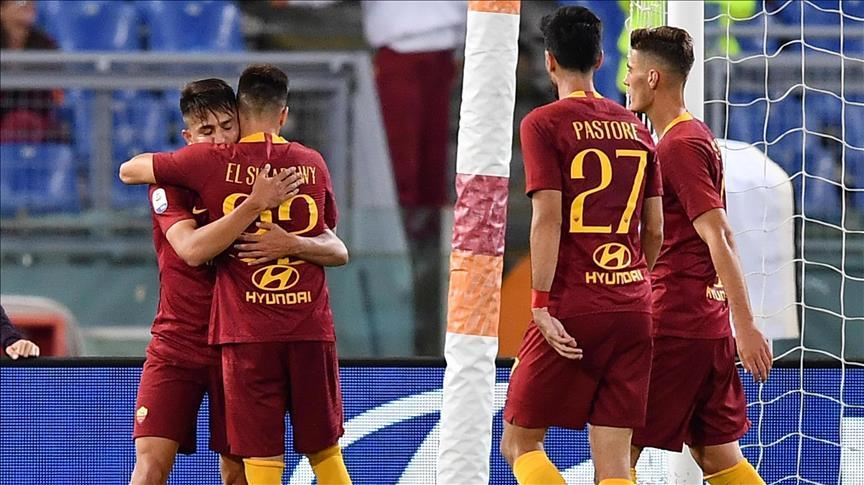 Cengiz Ünder gol attı Roma farklı kazandı