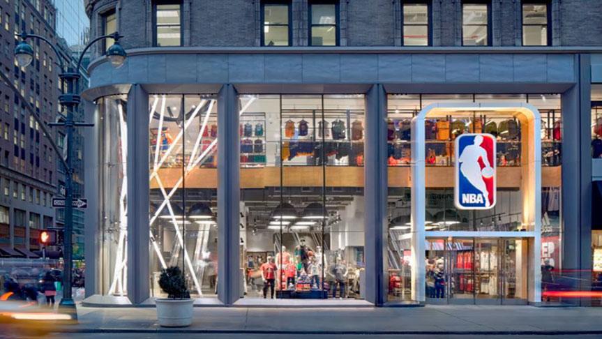 NBA Avrupa'daki ilk mağazasını 'modanın başkenti' Milano'da açacak