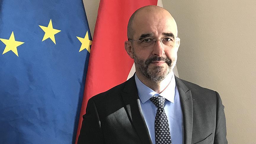 Türkiye Avrupa'nın güvenliğinde anahtar role sahip