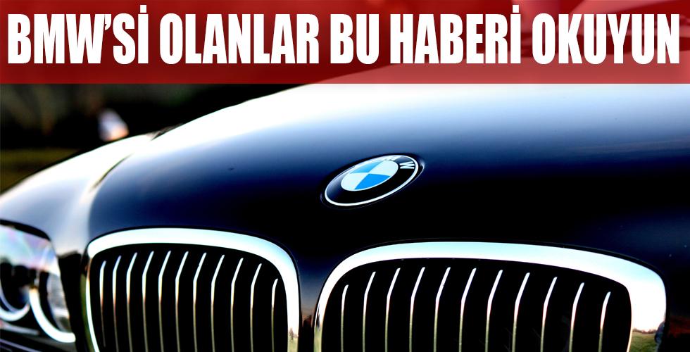BMW ALEYHİNE ŞOK KARAR