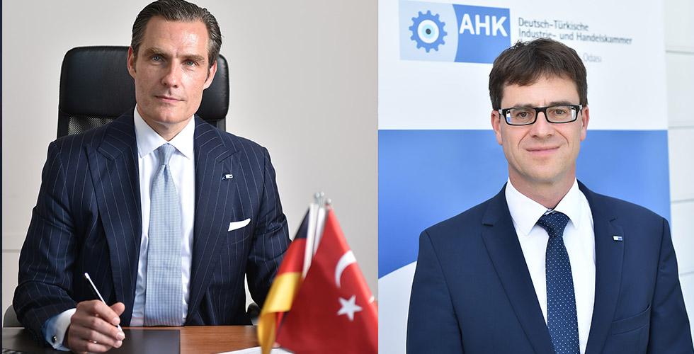 Alman-Türk Ticaret ve Sanayi Odası'ndan büyük anket