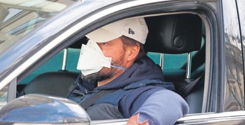 Almanya'da sürücülerin maske takmasına 60 Euro ceza