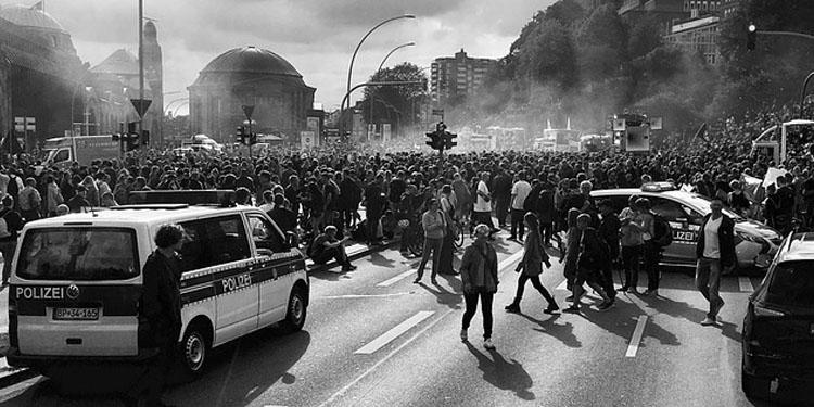 Essen Polisi'ne ırkçı şiddet iddiası