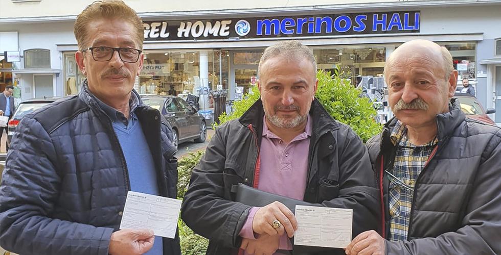 Biz Bize Yeteriz'e 14 bin euronun üstünde bağış