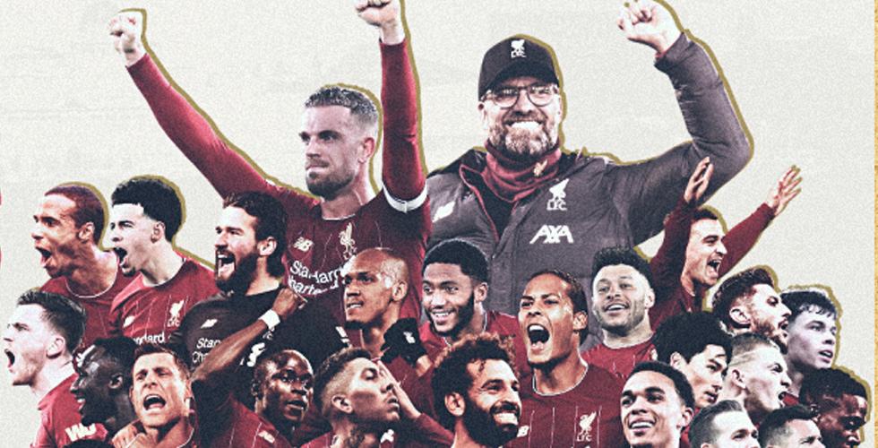 Liverpool Premier Lig'de ilk kez şampiyon oldu