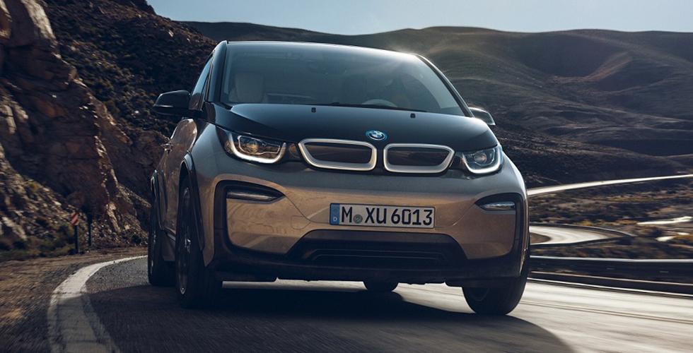 Daha Uzun Menziliyle BMW i3