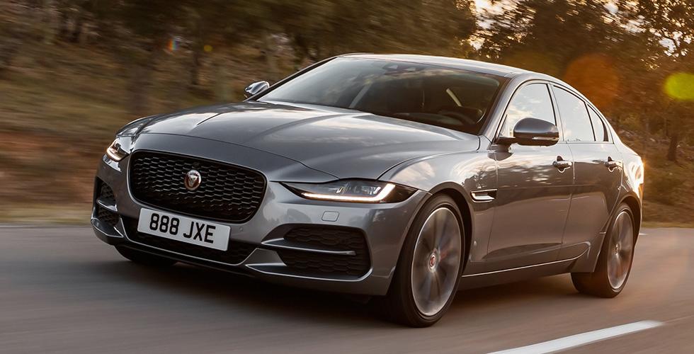 Jaguar XE iddialı bir görünüme kavuştu
