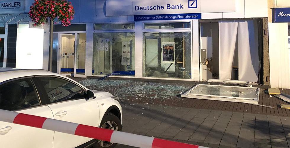 ATM soygunları bitmek bilmiyor