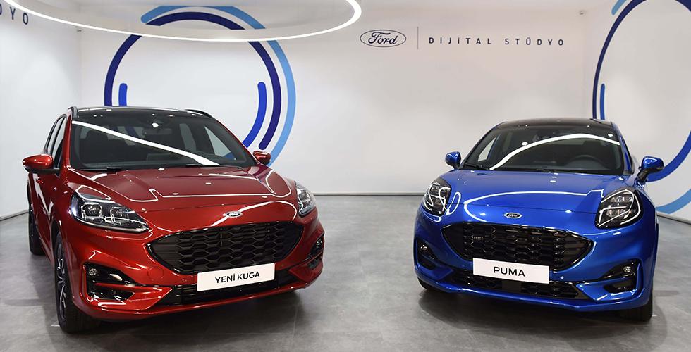 """Ford gelecek vizyonunu tanıttı: """"Geleceği Bugünden Yaşa"""""""