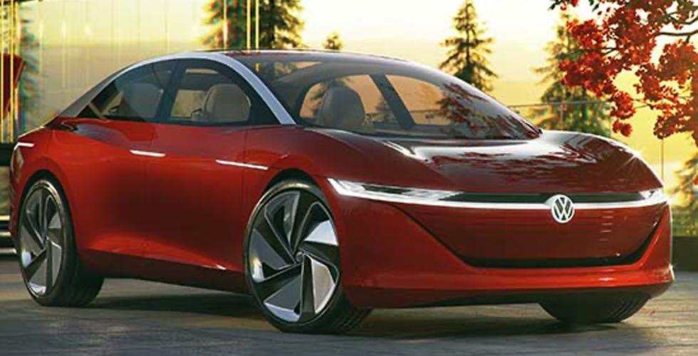 Volkswagen, sürücüsüz araçlarını test ediyor