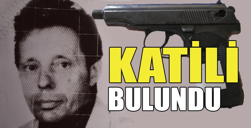 25 yıldır aranan katil Türk çıktı