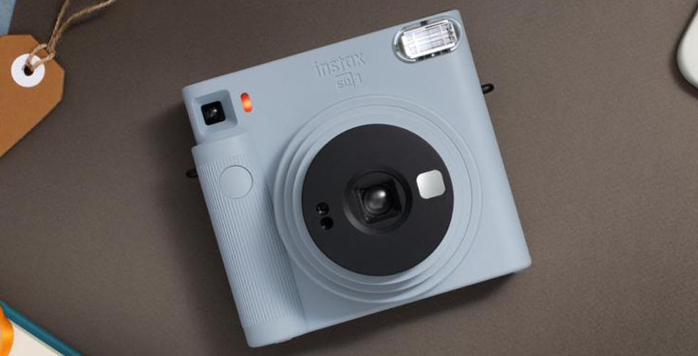 Fujifilm'den yeni analog fotoğraf makinesi: SQUARE SQ1