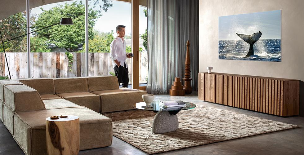 Samsung'dan 8K Smart TV