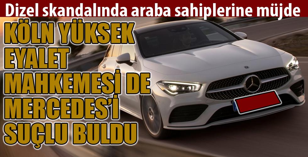 KORUMTAŞ: Mercedes köşeye sıkıştı!!! Artık elimiz daha güçlü