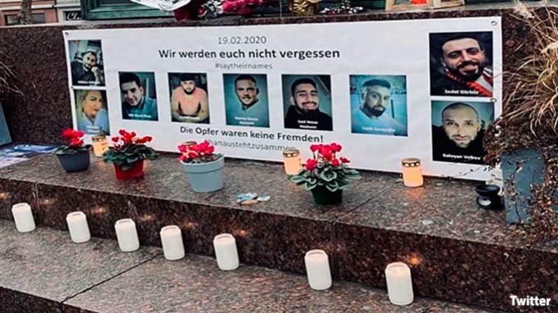 Şüpheli 13 polisin, Hanau'daki katliamın yaşandığı gece görevdeymiş
