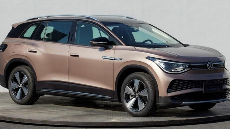 Volkswagen ID.6 X gün yüzüne çıktı