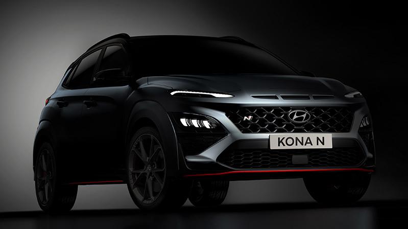 En Hızlı B-SUV: Hyundai KONA N