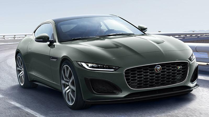Jaguar F-TYPE Heritage 60 Edition'dan yalnızca 60 adet üretilecek