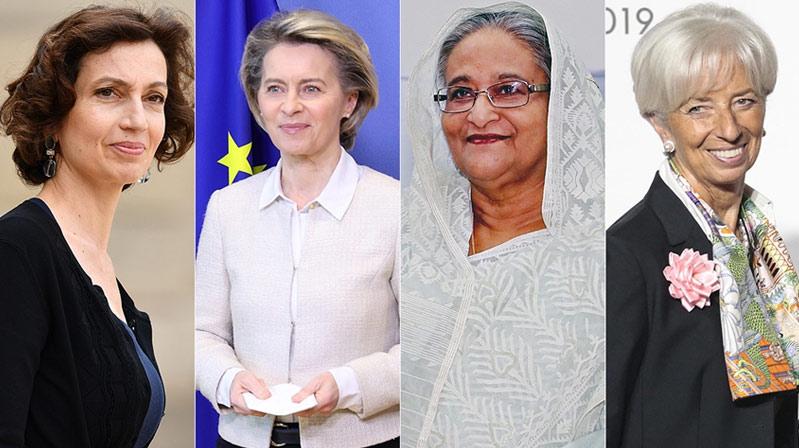Dünyaya yön veren kadın liderler