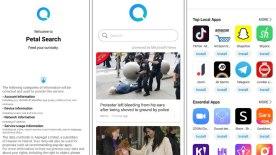 Huawei, Petal Search'ün gelişimi sürüyor