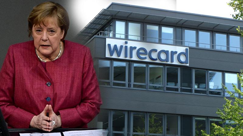"Merkel, ""Wirecard skandalında"" ifade verdi"
