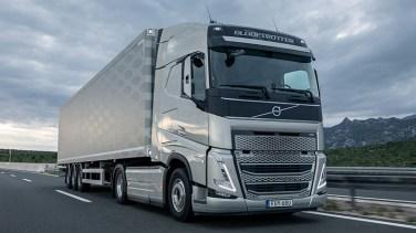 Volvo FH'in tanıtımını gerçekleşti