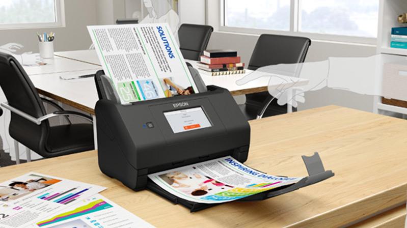Epson ile belgeler saniyeler içinde buluta taşınıyor!