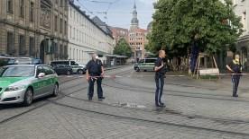 Almanya'da bıçaklı saldırı: 3 ölü, 5 ağır yaralı