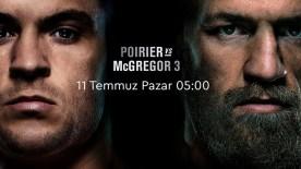 UFC'de Yılın Maçı: McGregor vs Poirier 3